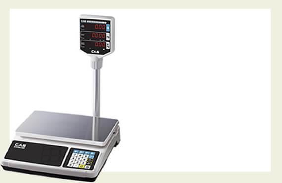 CAS PR Plus P Price Computing Weighing Scale, Kenya