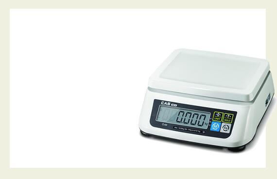 CAS SW II Basic Weighing Scale, Kenya