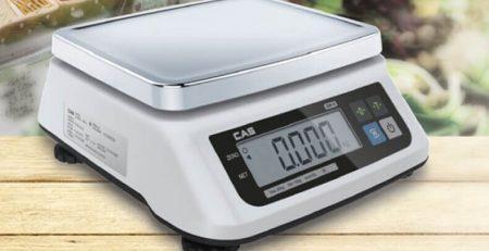 CAS SW II Basic/Tabletop Weighing Scales Kenya