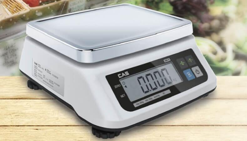 CAS SW II Basic/Tabletop Weighing Scales Kenya